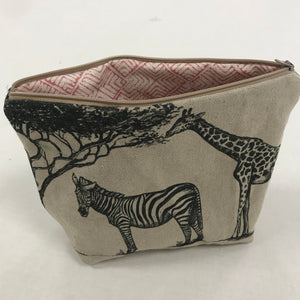 Make a Wash / Make-up Bag - Saturday 14th March