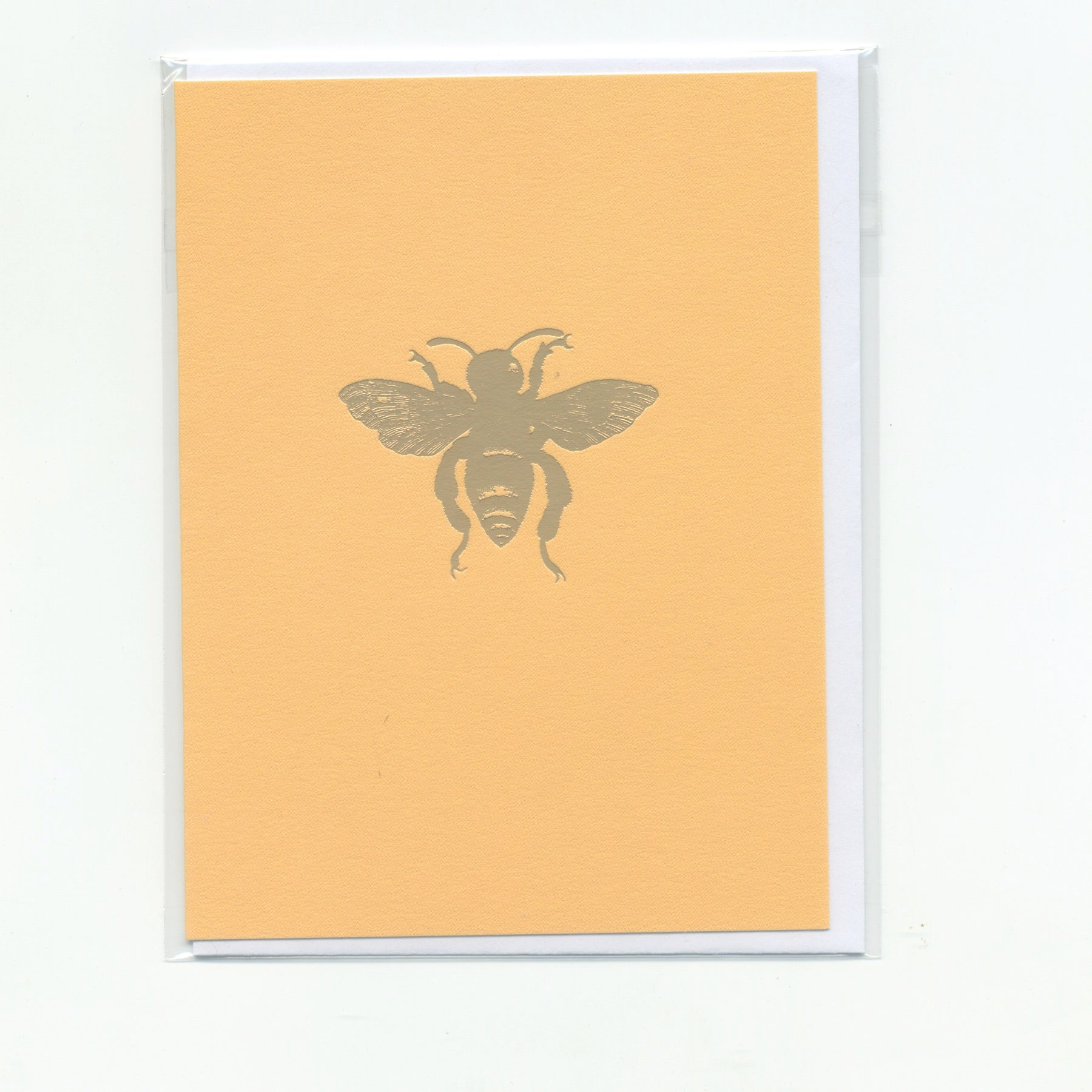 Kew Gold Bee - Mini Card