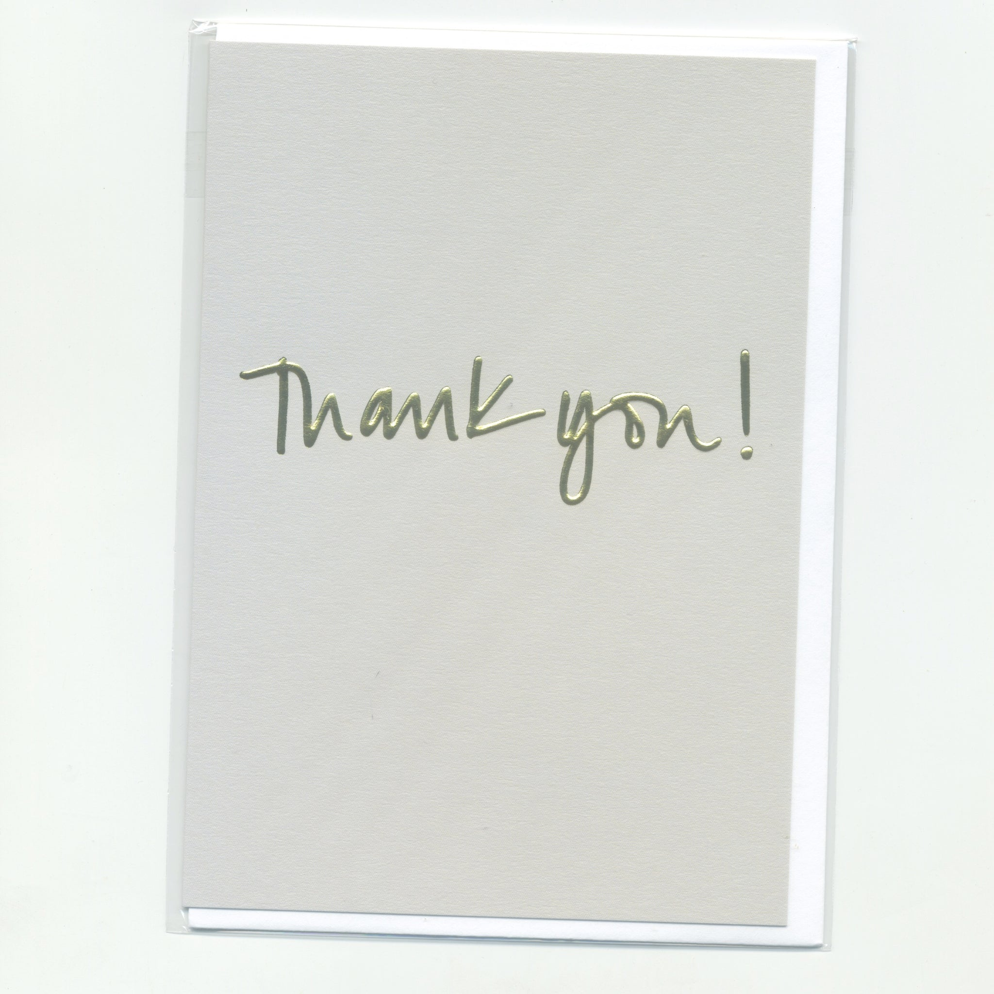 Thank You! - Card