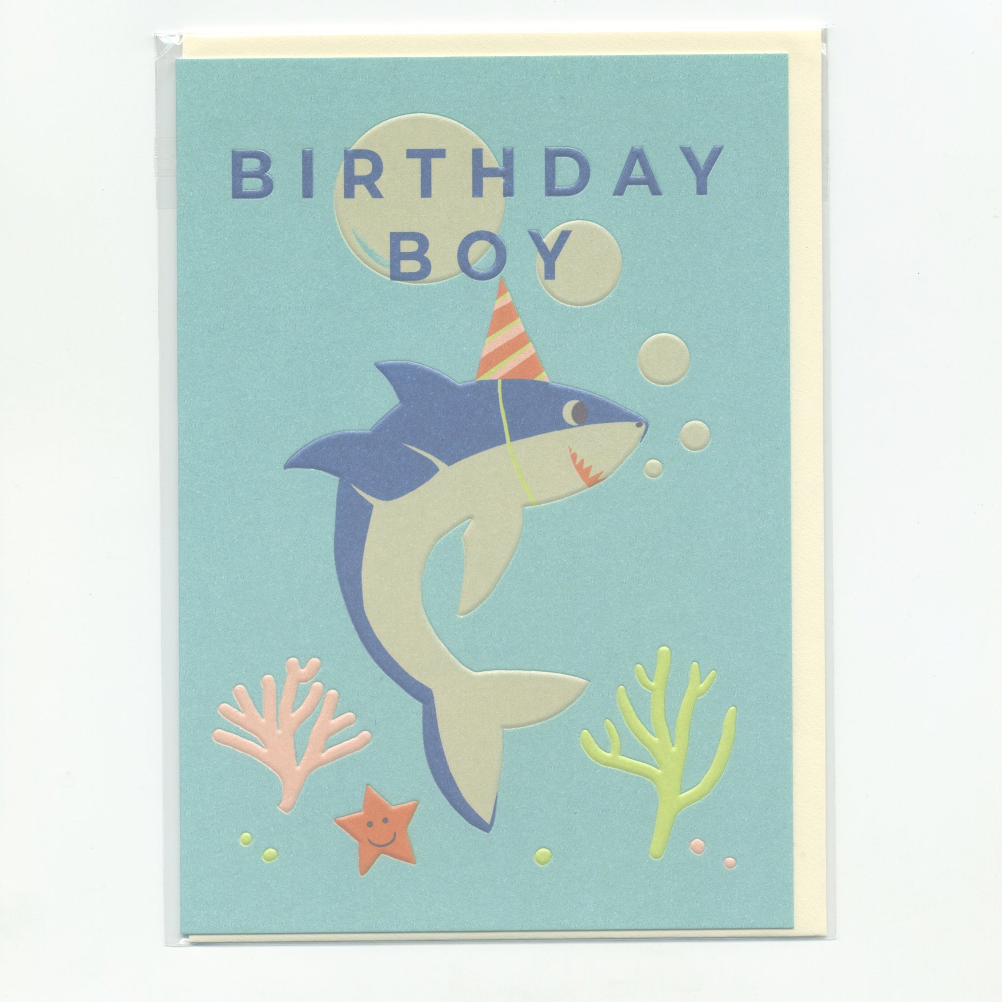 Birthday Boy - Card