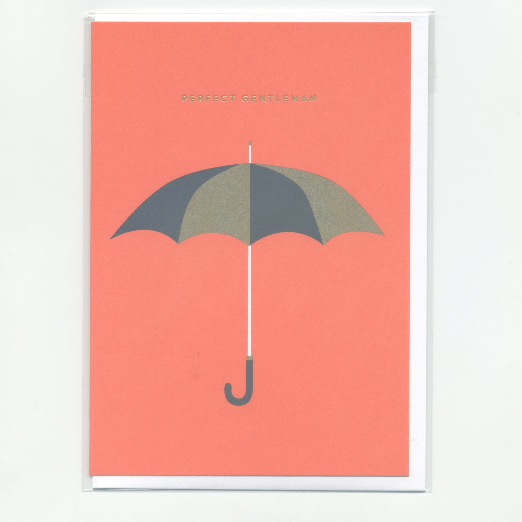 Perfect Gentleman - Card