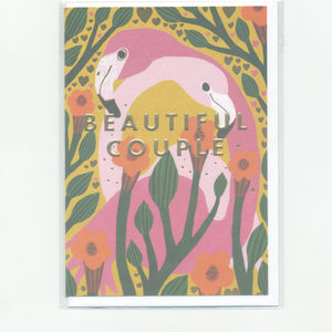 Beautiful Couple - Card