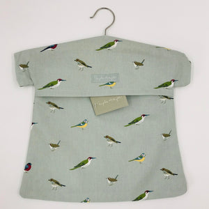 Garden Birds Peg Bag