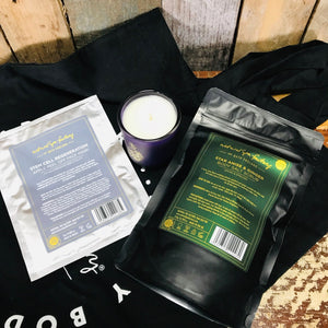 Natural Spa Factory - Full Bodied - Gift Set