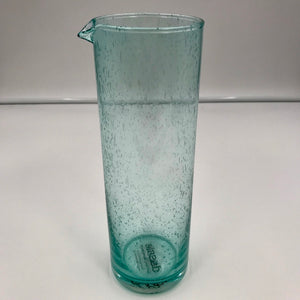 Turquoise Carafe & Hi-Ball Glass