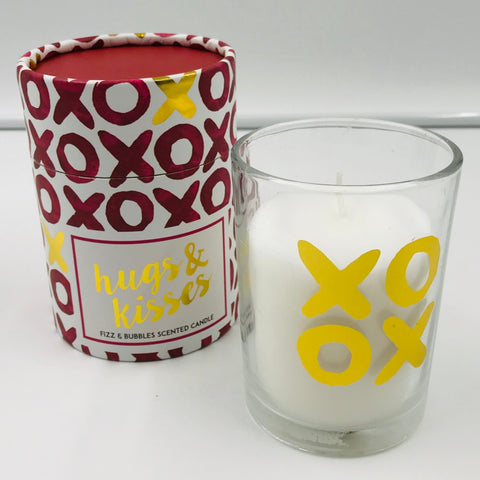 Hugs & Kisses Candle