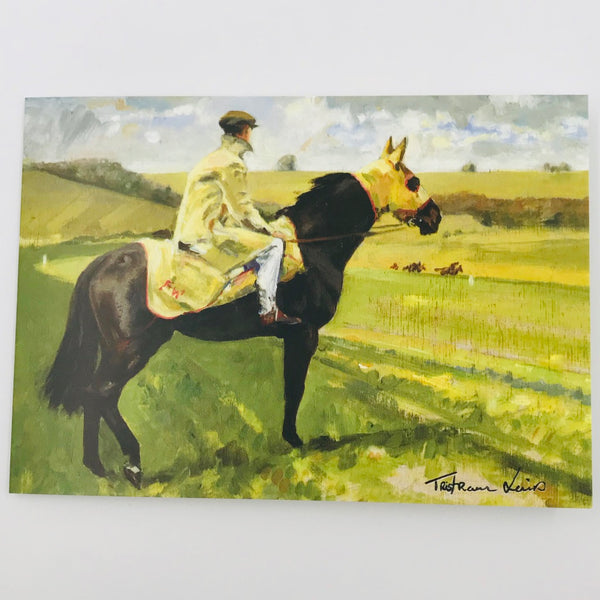 Country Horse - card