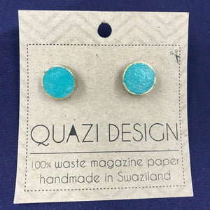 Pulp Stud Earrings