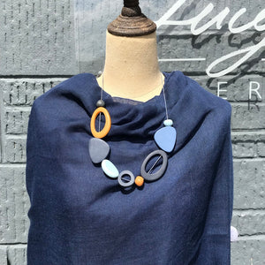 Mixed Shape Necklace