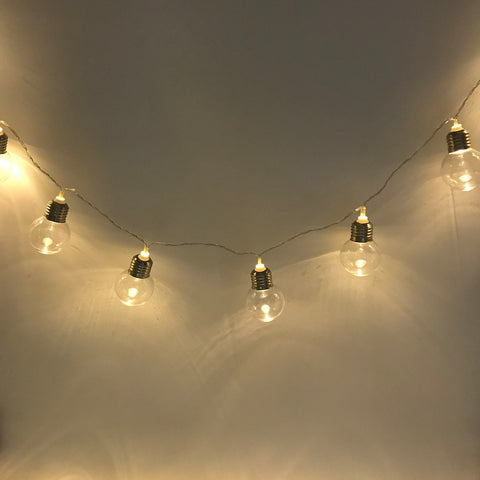 LED Lightbulb String