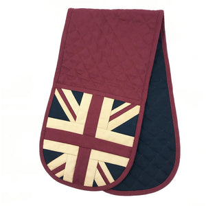 Union Jack Double Oven Glove