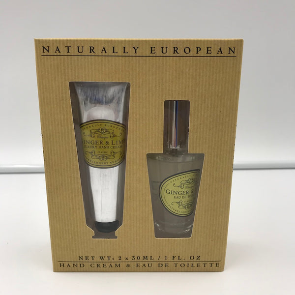 Hand Cream & Eau de Toilette Gift Set