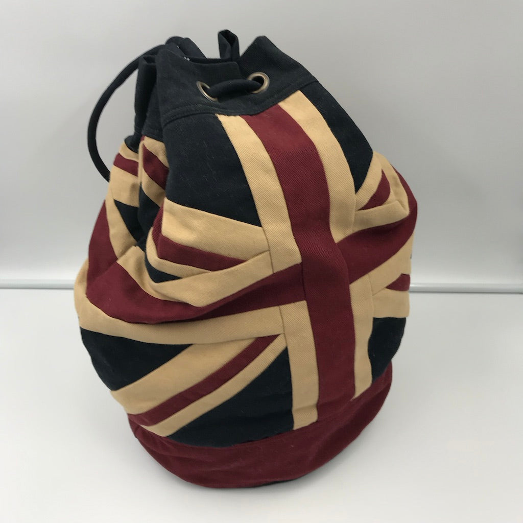 Union Jack Duffle Bag