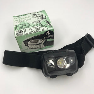 Adventurer's Headtorch