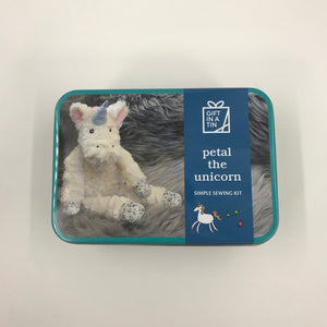 Petal the Unicorn Sewing Kit