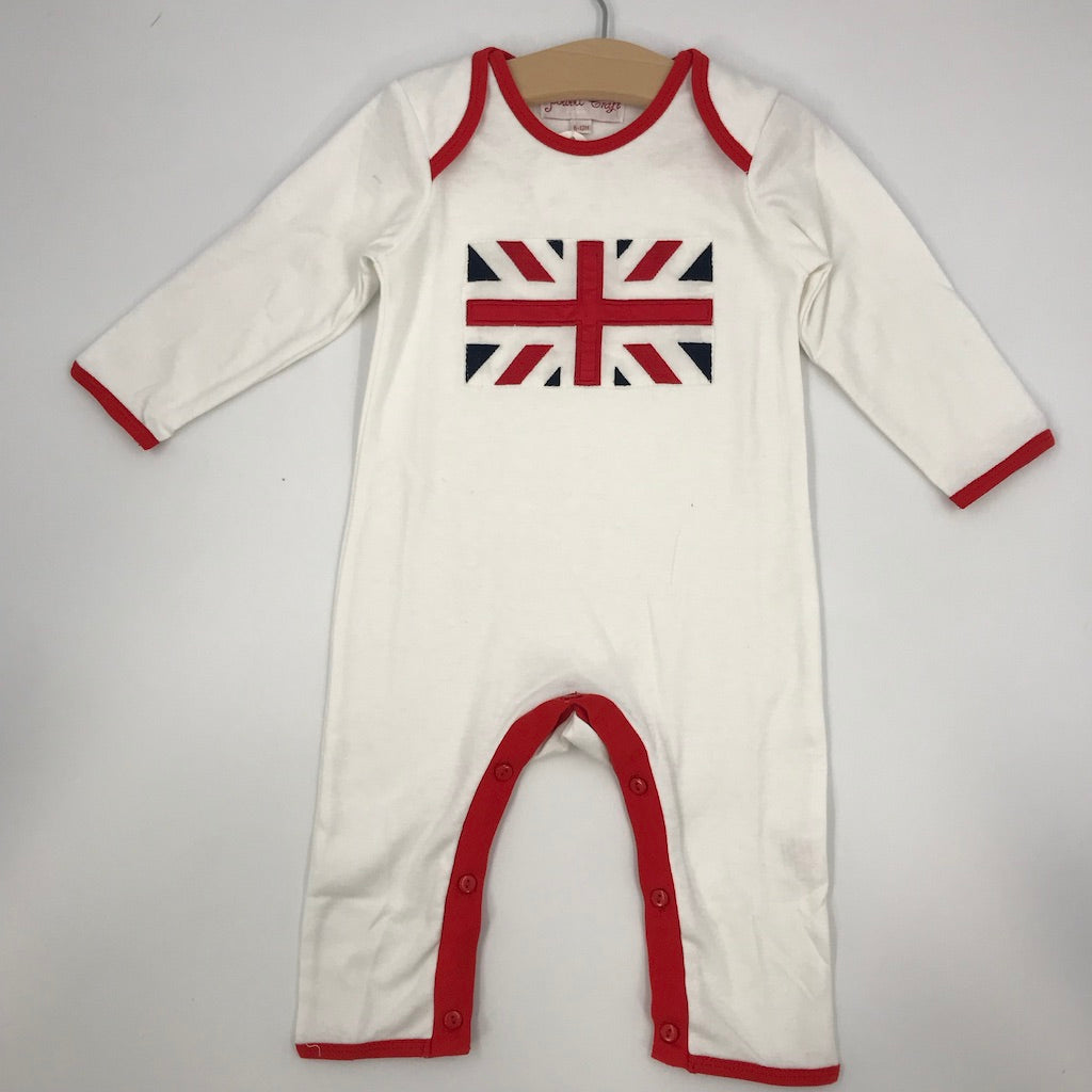 Union Jack Jumpsuit