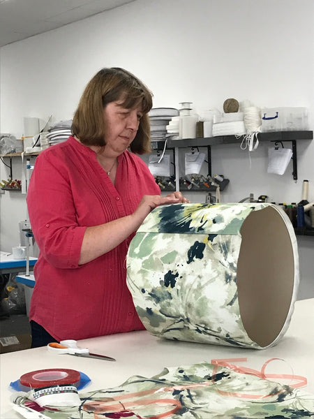 Drum Lampshade Making Workshop - Saturday 20th June 2020