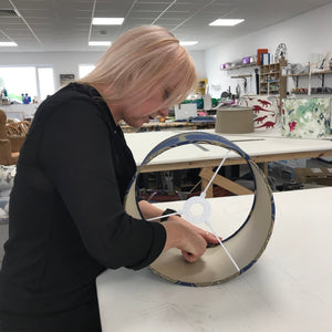 Drum Lampshade Making Workshop - Saturday 25th April