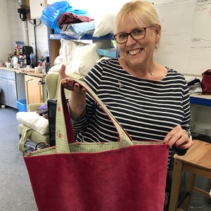 Tote Bag Making Workshop - Saturday 11th January