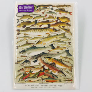 Fresh Water Fish - Card