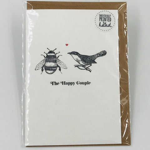 The Happy Couple - Card