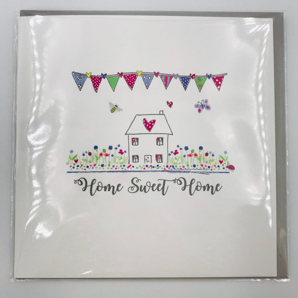 Home Sweet Home - Card