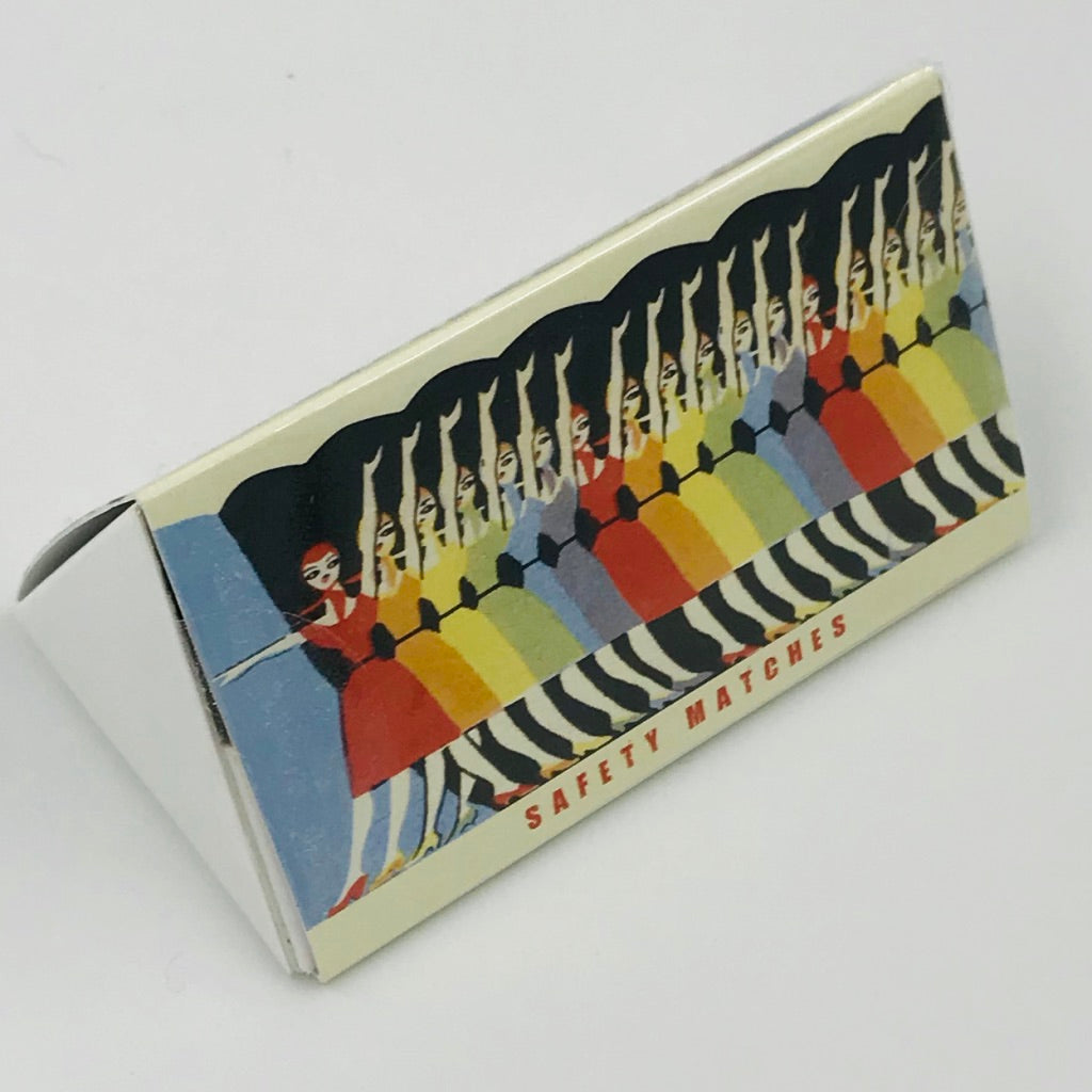 Triangular Luxury Match Boxes - Various Designs