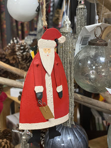 Father Christmas Tree Decoration