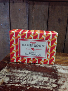 General Knowledge - Quiz in a box