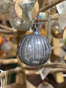 Metallic Glass Bauble