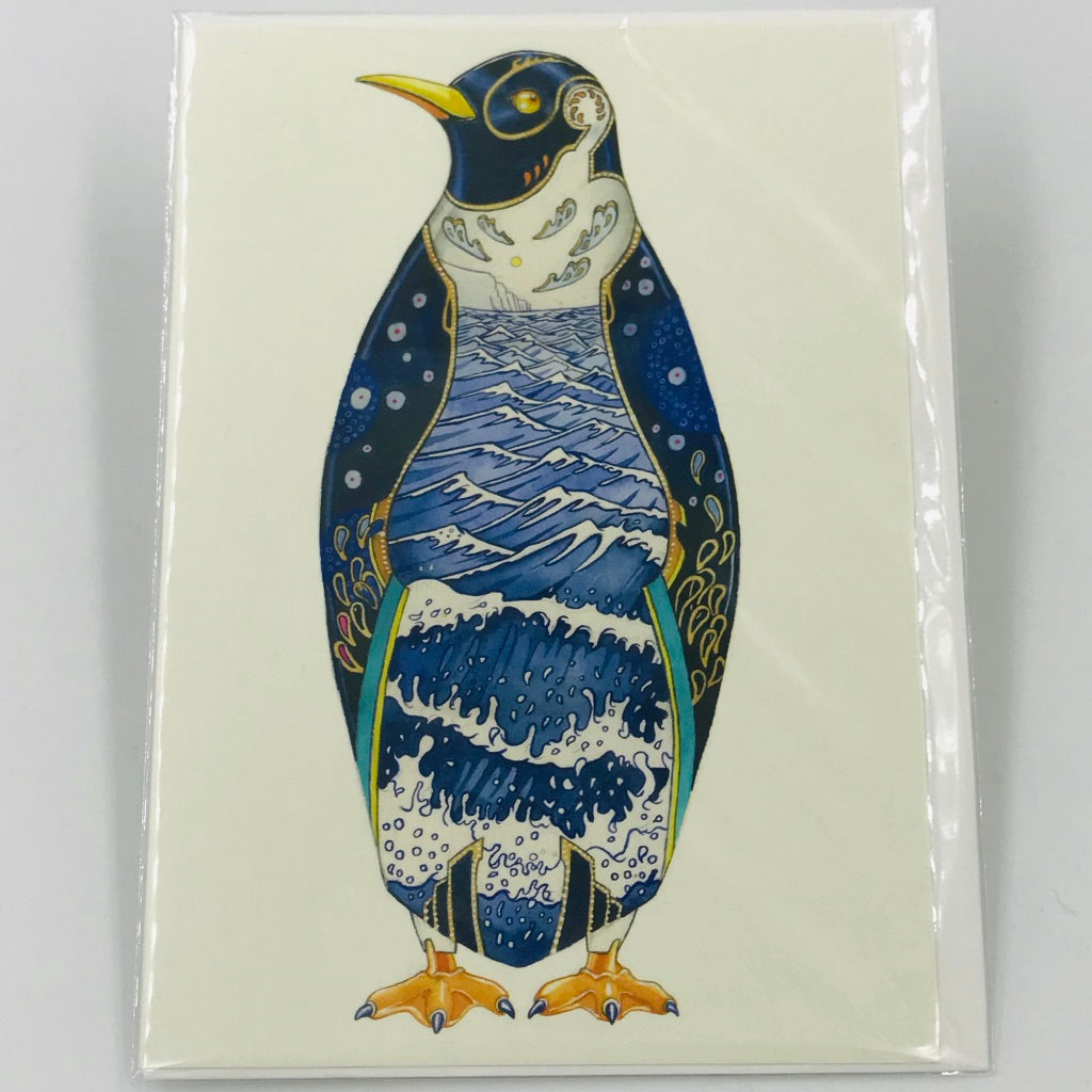Penguin - Card