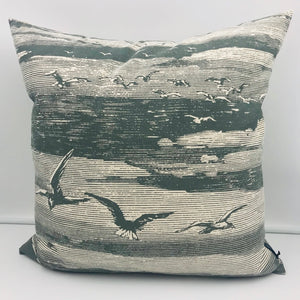 Green Sky Cushion