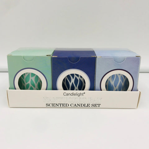 Nantucket Candle Set