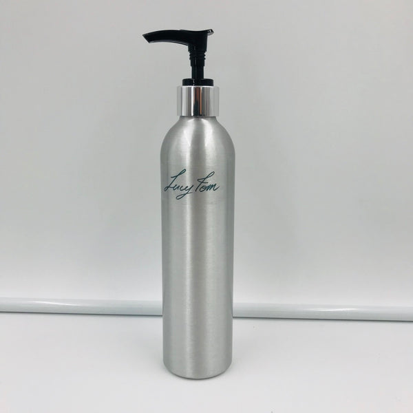 300ml Aluminium Bottle