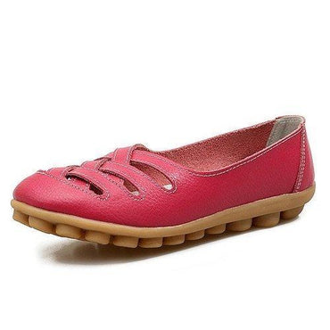 Big Size Soft Breathable Flats