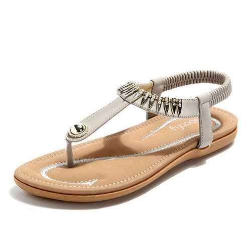 SOCOFY Candy Color Sandals