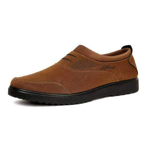 Men Old Peking Style Casual Shoes