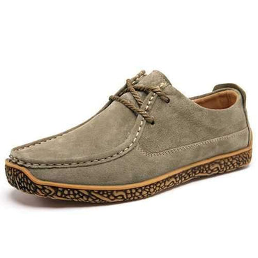 Suede Classic Lace Up Casual Shoes