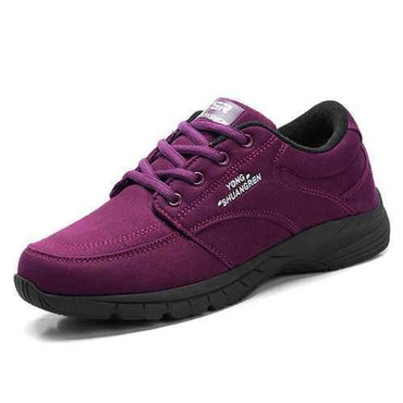 Suede Casual Sport Shoes
