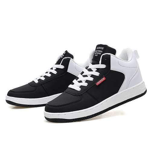 Women High Top Skateboard Shoes