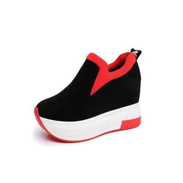 Platform Wedge Heek Shoes