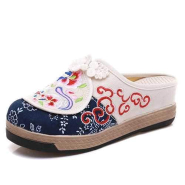Chinese Knot Ethnic Style Flats