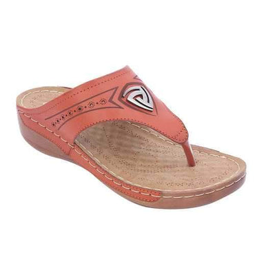 Hollow Out Soft Flip Flops Slippers