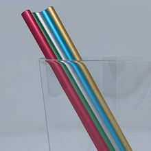 Recycled Straws