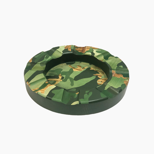 Spartacus Personalized Wood Ashtray (CAMO)