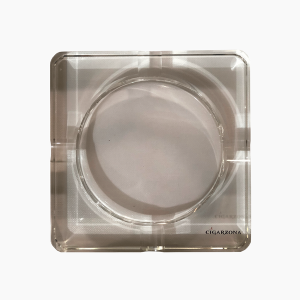 Aquiles XL Glass Ashtray