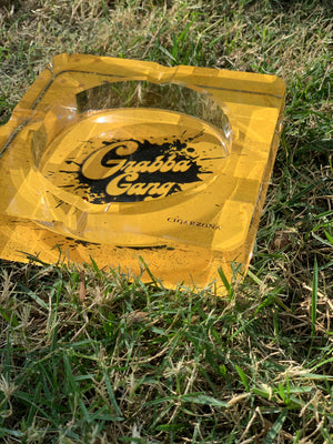 Aquiles Glass Ashtray