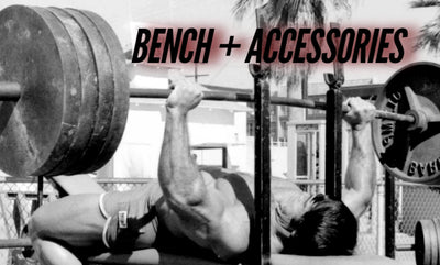 BENCH + ACCESSORIES