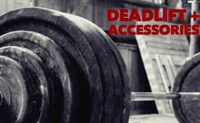 DEADLIFT + ACCESSORIES