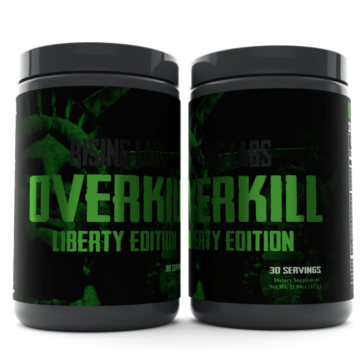 Overkill Liberty Edition - Rising Labs